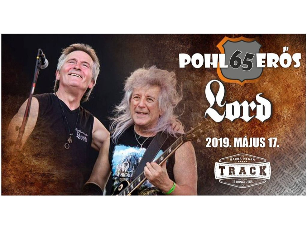 LORD / Pohl - Erős 65