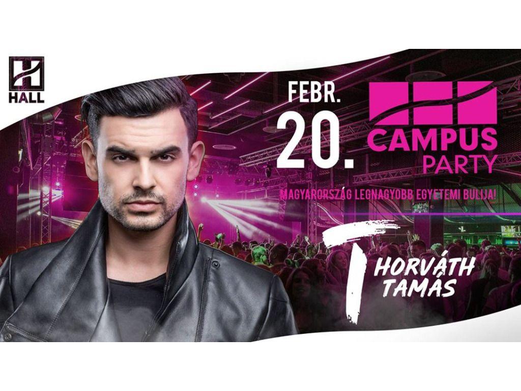 CAMPUS Party - Horváth Tamás // DE hallgatói