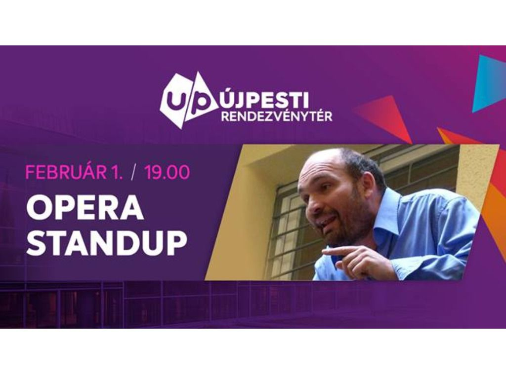 Opera StandUP