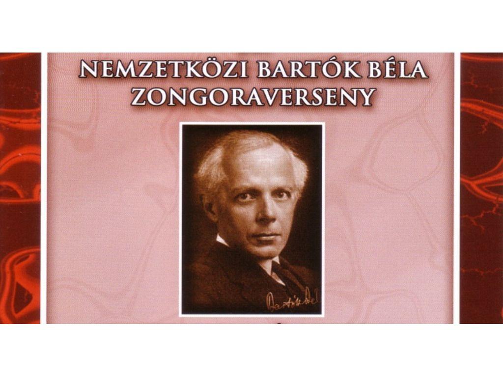 A Nemzetközi Bartók...