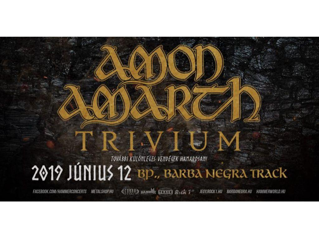AMON AMARTH / TRIVIUM