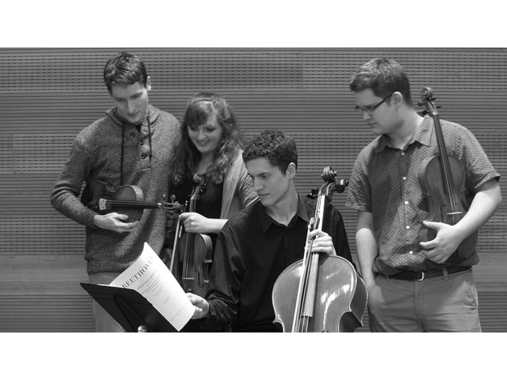 BQW 2/8 Kruppa Kvartett