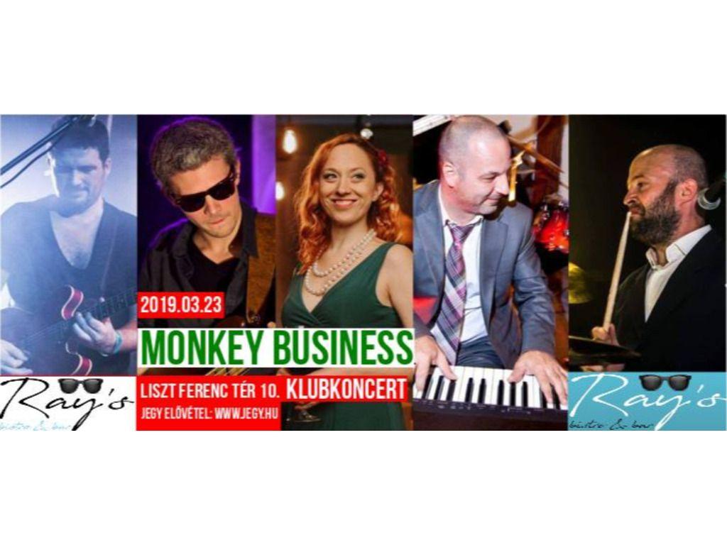Monkey Business koncert