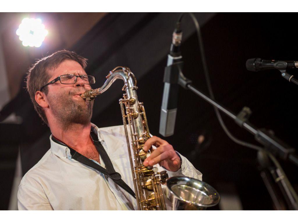 Francesco Guaiana - Bacsó Kristóf Reunion Quartet (IT/HU)