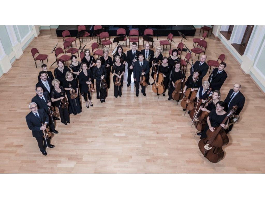 Ötórai hangoló - Liszt Szerelmi álmok Soproni Szimfonikusok kamarazenekara