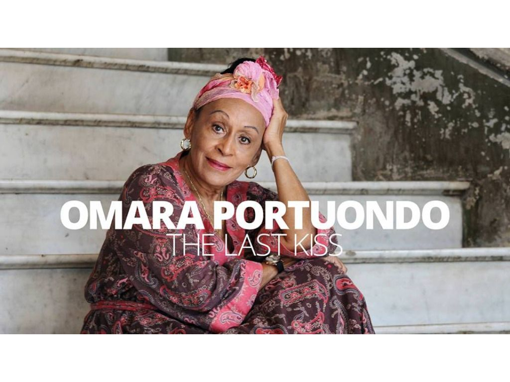Omara Portuondo: The Last Kiss
