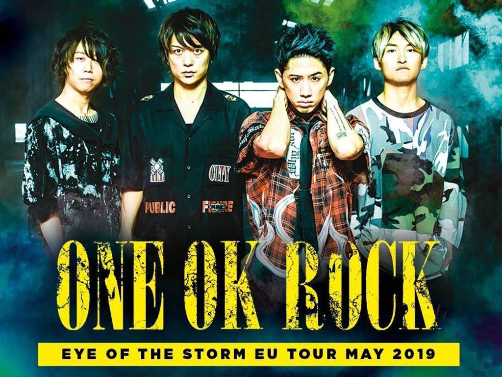 One OK Rock - Eye Of The...