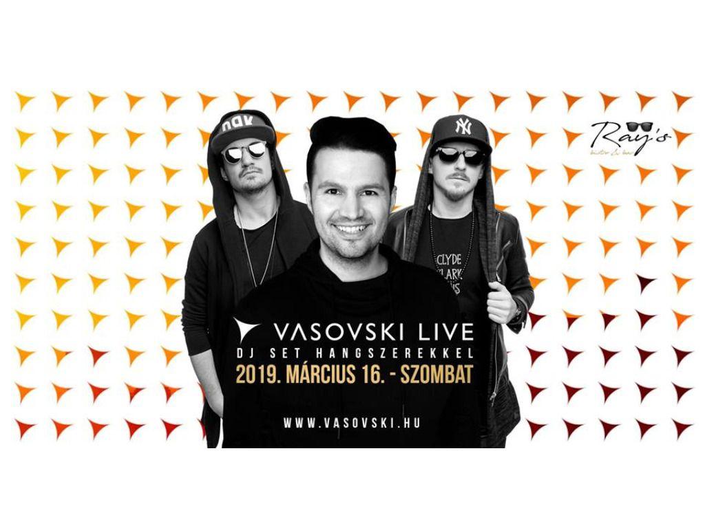 Vasovski Live