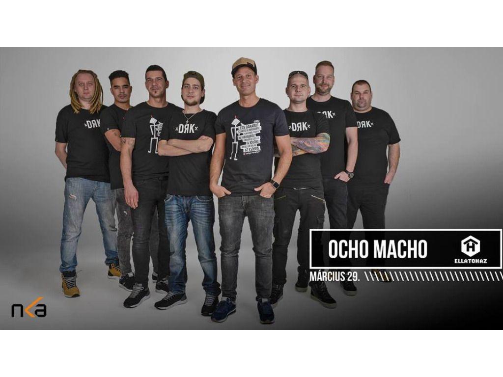 Ocho Macho - ELLÁTÓház