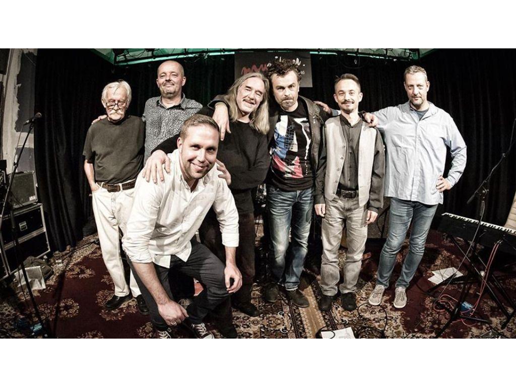 EC 70 Band – Eric Clapton 74