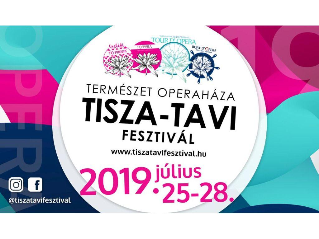Természet Operaháza Tisza-tavi Fesztivál 2019. / Boat D'Opera csónakos túra - vasárnap
