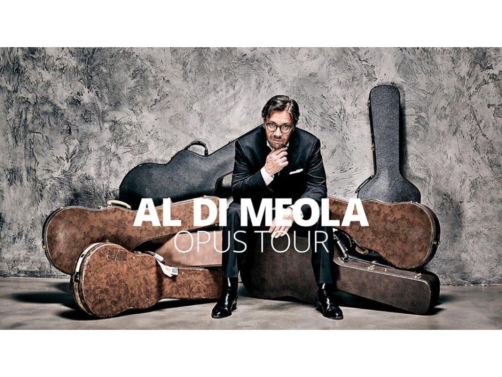 Al Di Meola Opus Tour 2019