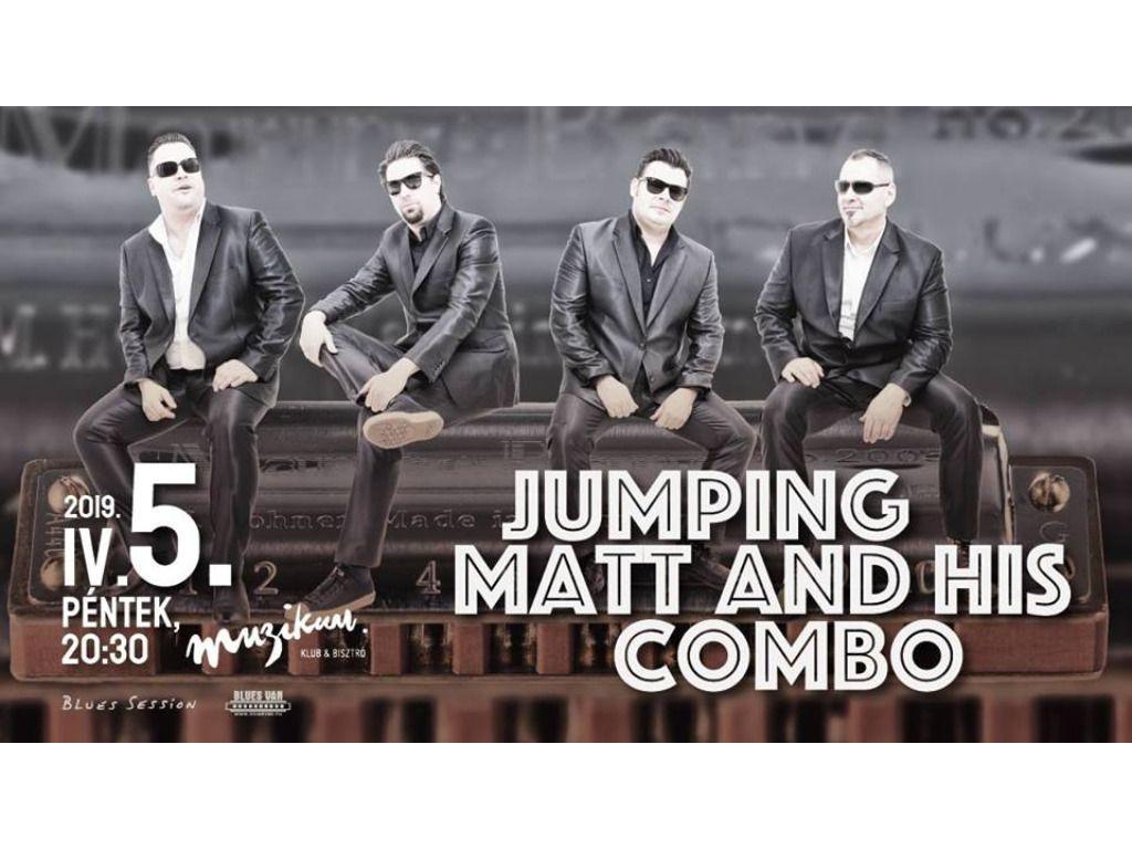 Jumping Matt and His Combo