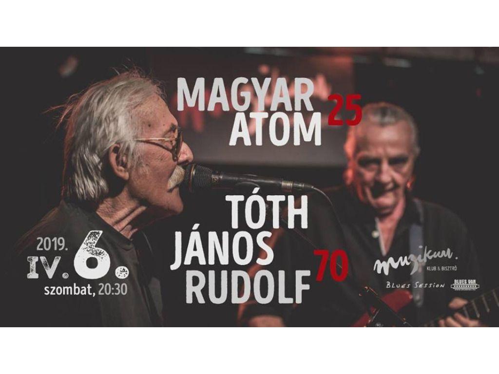 Magyar Atom 25 & Tóth...