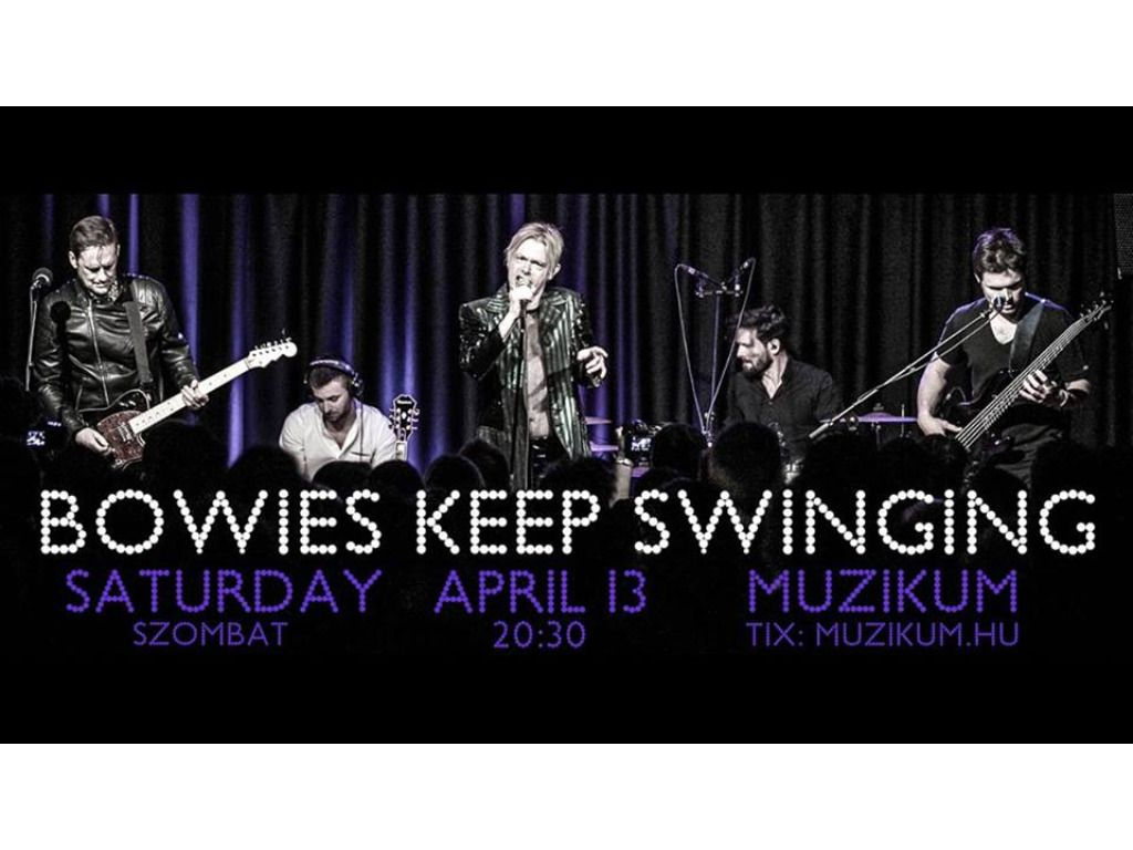 Bowies Keep Swinging · In...