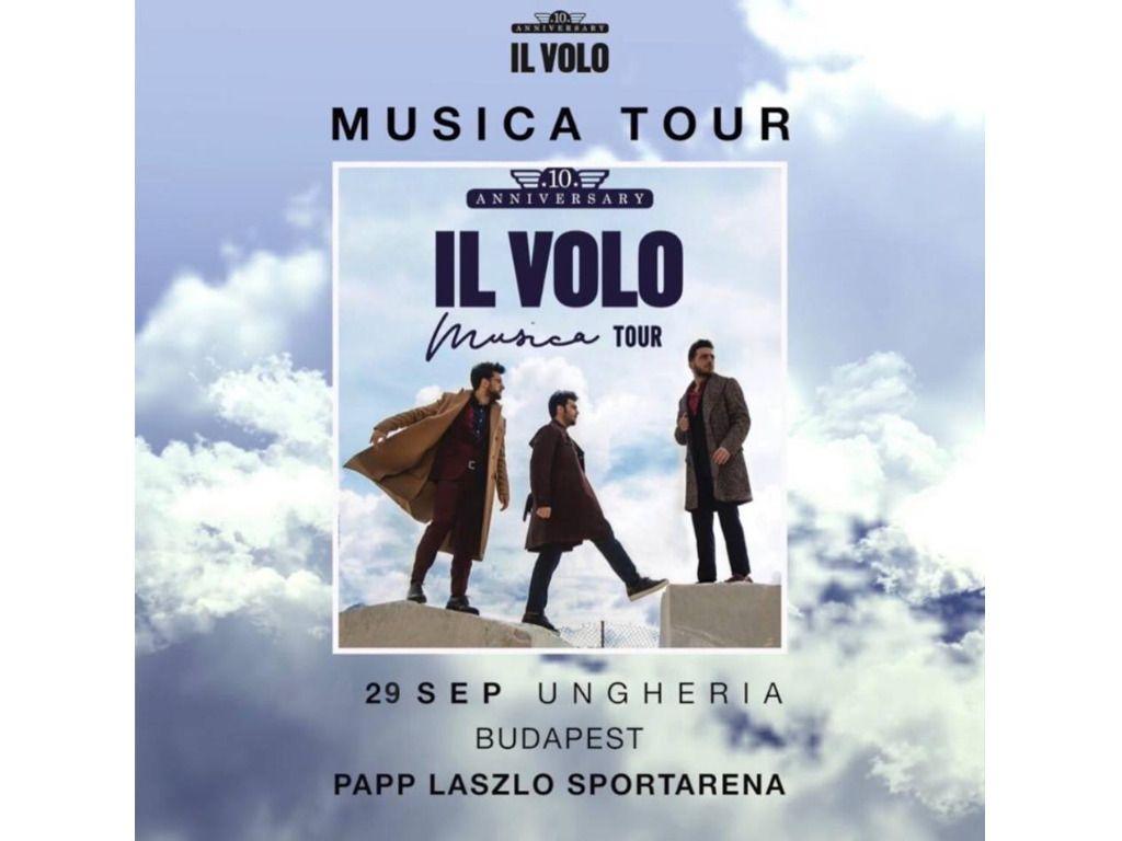 Il Volo - 10 éves...