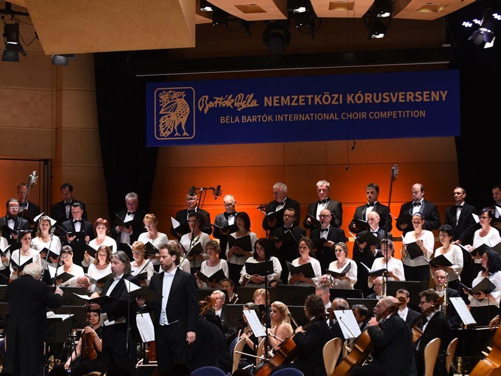Bartók Béla XXVIII. Nemzetközi Kórusverseny nyitókoncertje