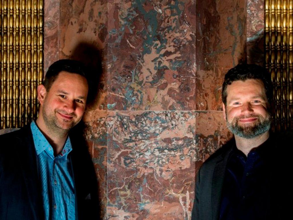 Boldoczki Gábor és Fassang László trombita-orgonaestje