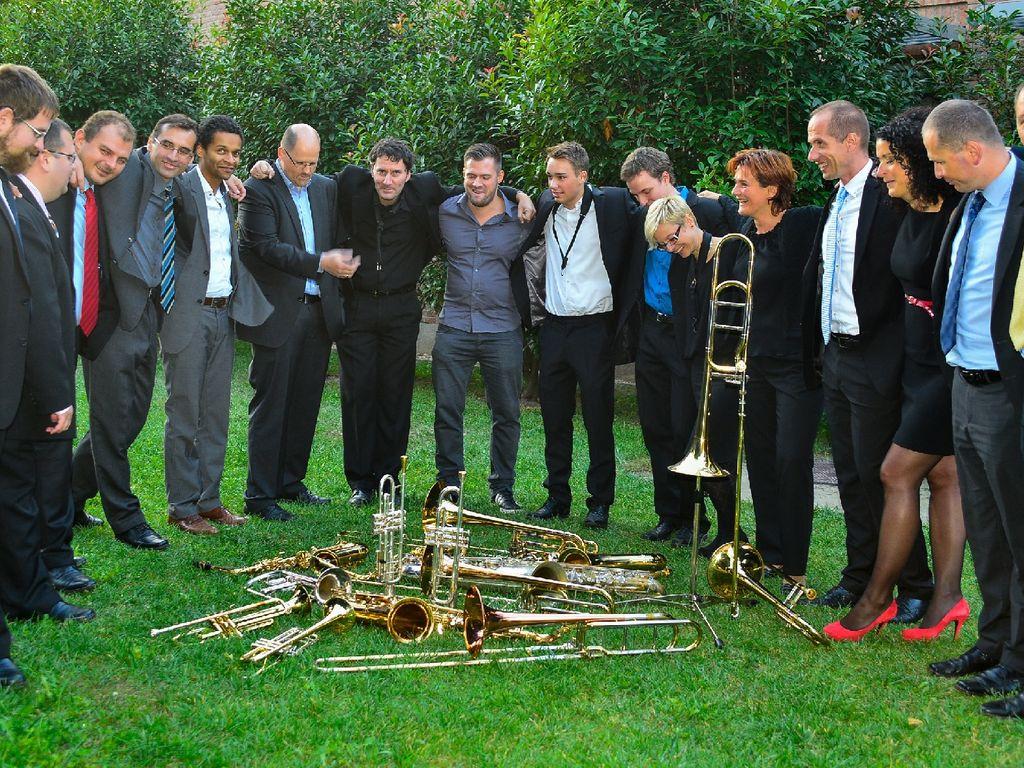Budafok Big Band zenekar