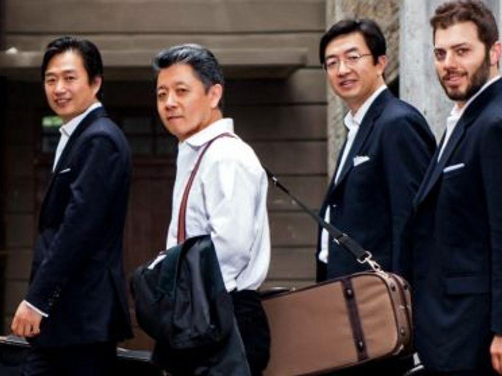 The Shanghai Quartet