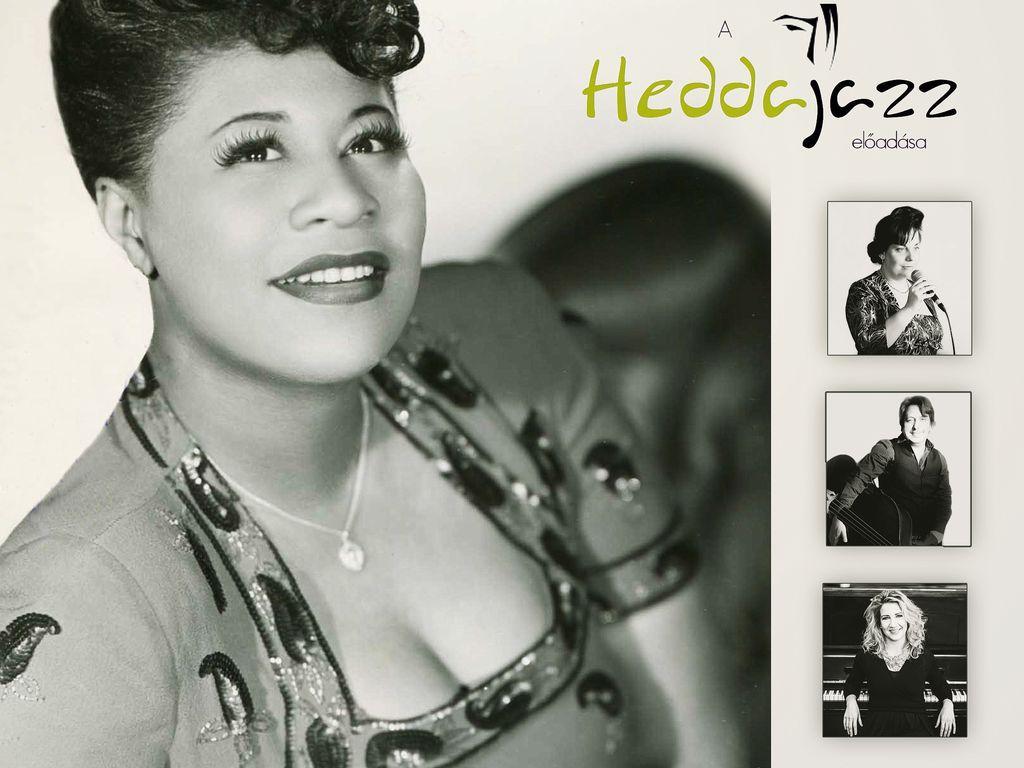 Ella Fitzgerald 100. - koncert a Kós Károly Művelődési Házban!