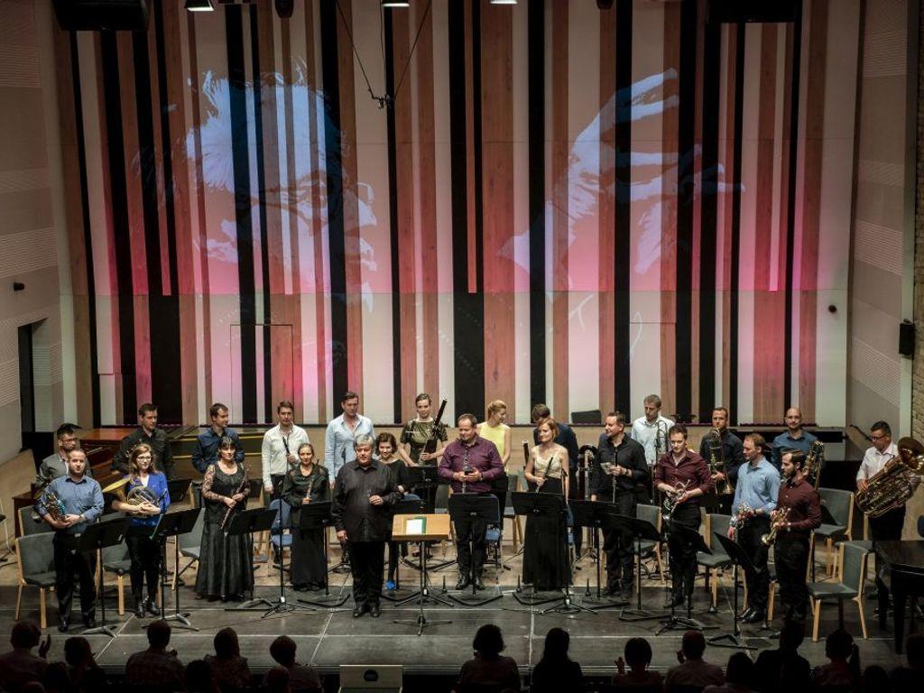 Ligeti Ensemble & Vidovszky László 75. (Le piano&ses doubles-6 zongorára / Zwölf Streichquartette )