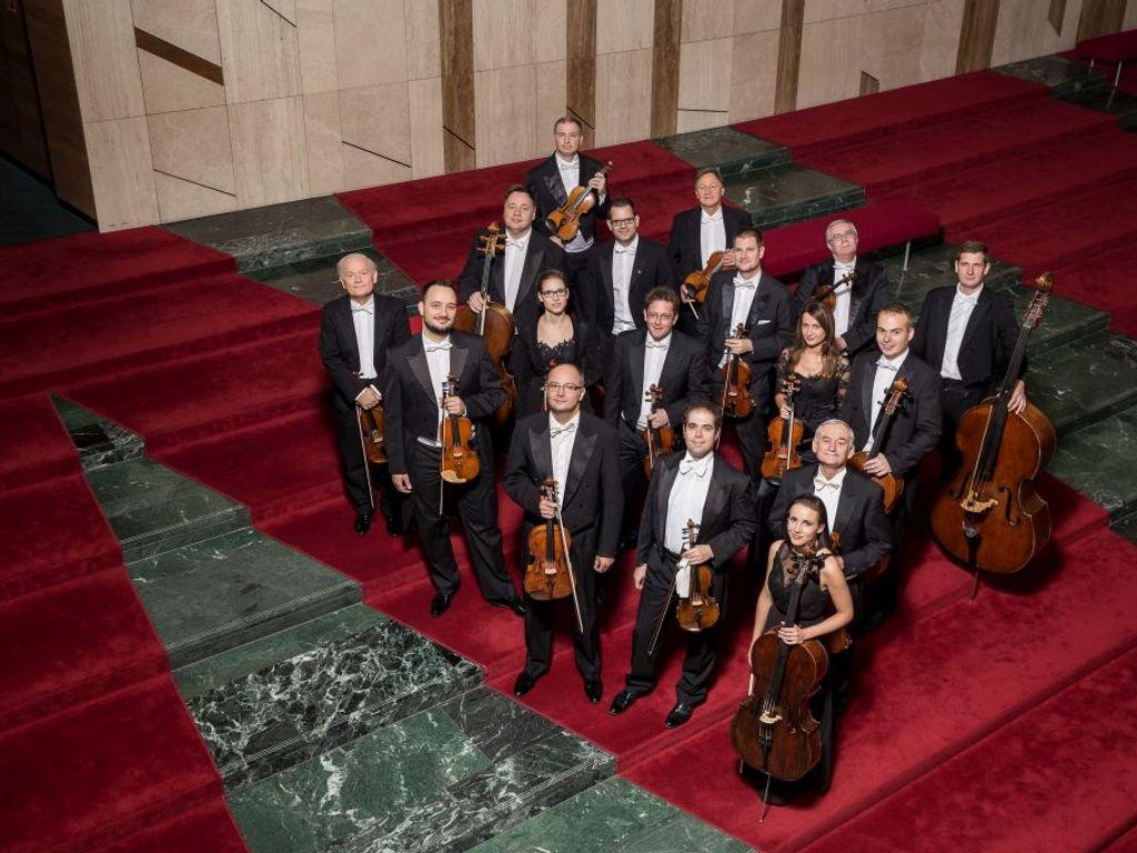 Liszt Ferenc Kamarazenekar, Baráti Kristóf (hegedű), Bach, Schubert, Mendelssohn