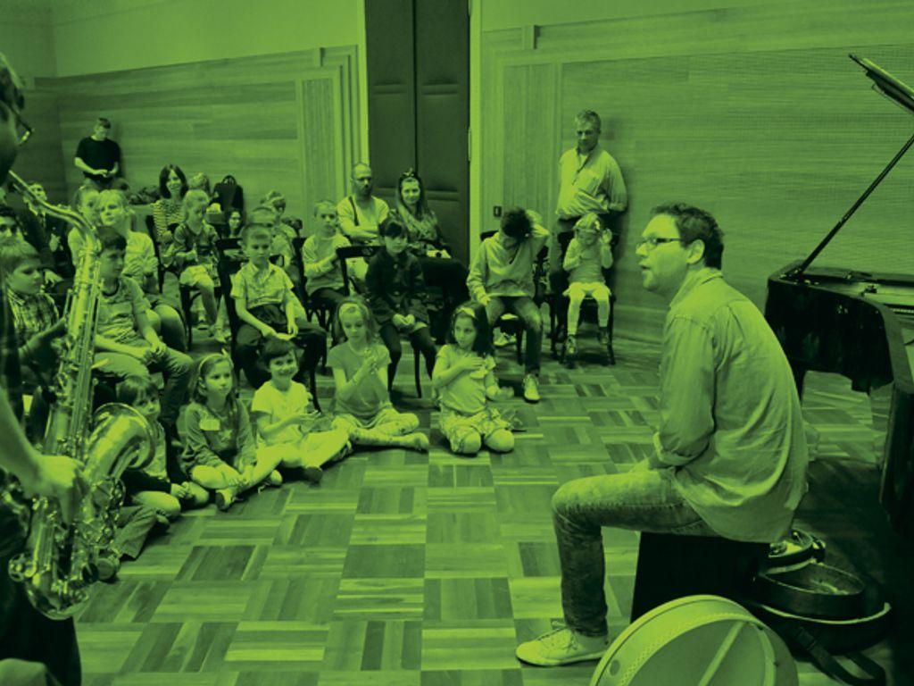 Liszt-kukacok Akadémiája - Jazz játszótér