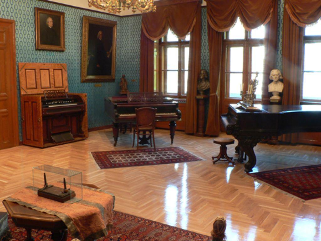 Liszt Múzeum - Matinékoncert: Filharmónia Társaság művészeinek kamarakoncertje