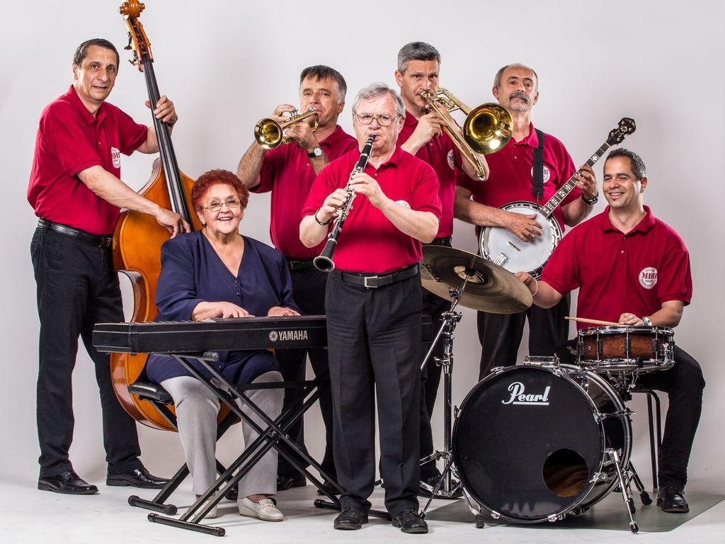 Molnár Dixieland Band | Kettős Jubileum