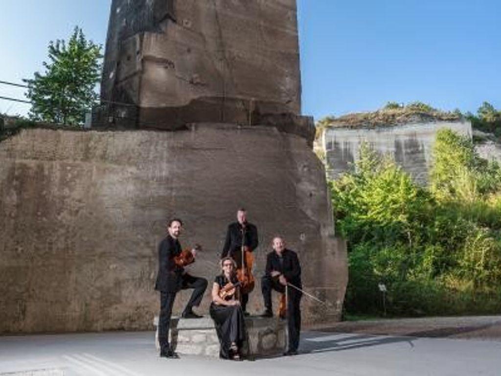 Ötórai hangoló - Ravel F-dúr vonósnégyes - Soproni Szimfonikusok kamarazenekara