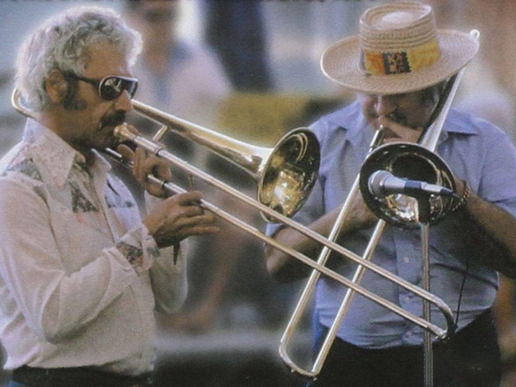 Trombone Summit: Tribute to J.J. Johnson, Kai Windig, Frank Rosolino & Carl Fontana