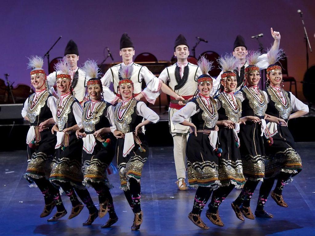 Világkarnevál - Balkán bál