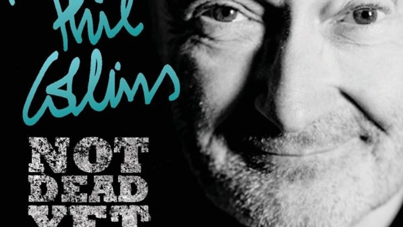 Not dead yet! Bottal és sérülésekkel: de Phil Collins visszatért!!!
