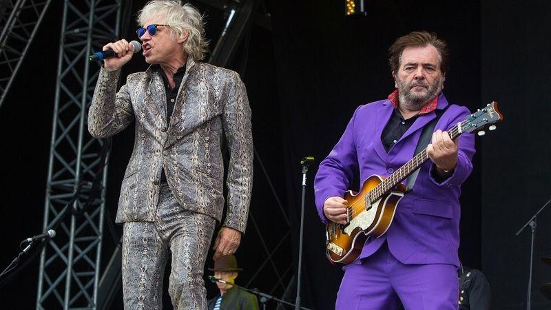 Bob Geldof és a Boomtown Rats/nme.com