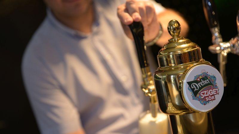 Spéci sör a 25. Szigetre