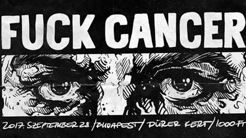 FUCK CANCER: jótékonysági összefogás és koncert a The Southern Oracle zenekar dobosáért