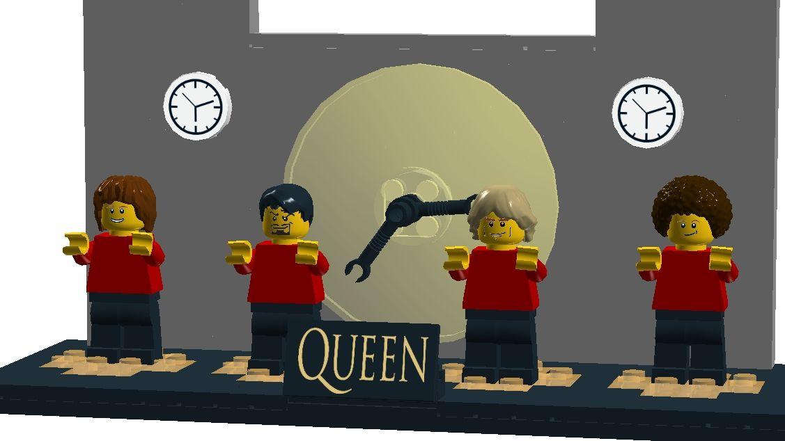 A Queen mindenből játékot csinál – vagy fordítva?