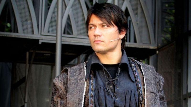 Robin Hood szerepében: Kovács Áron!