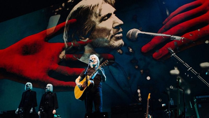 Roger Waters holnap Budapestre érkezik!