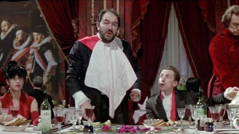 Emlékszel A szakács, a tolvaj, a felesége & a szeretője című filmre? És a zenéjére?