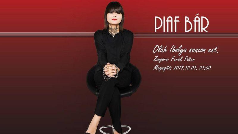 Újra kinyit a legendás Piaf bár – Oláh Ibolya ott is bemutatja új műsorát