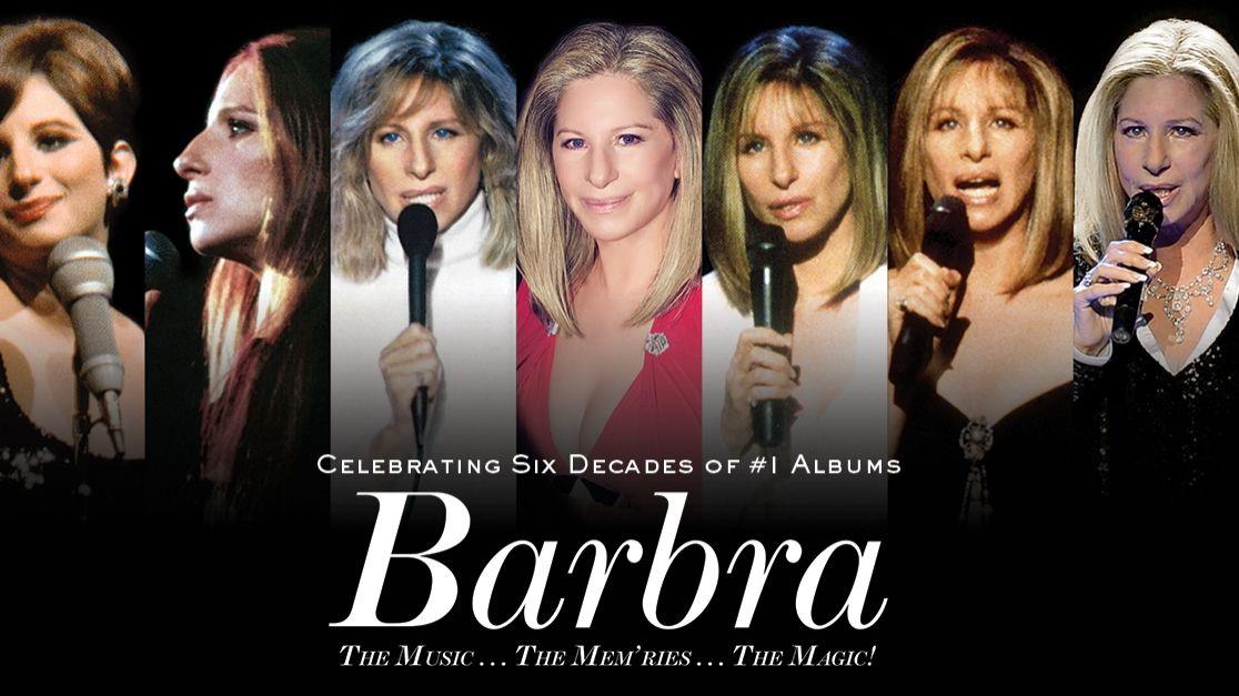 Barbara Streisand 75!