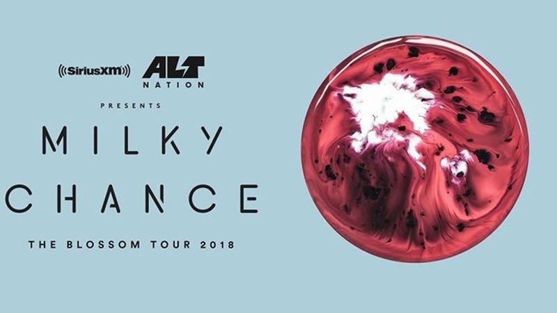 Tökéletes tavaszváró buli: Milky Chance – Blossom Tour!
