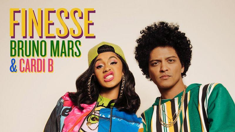 Klipsztori: Ezzel startolt az új esztendőben Bruno Mars!