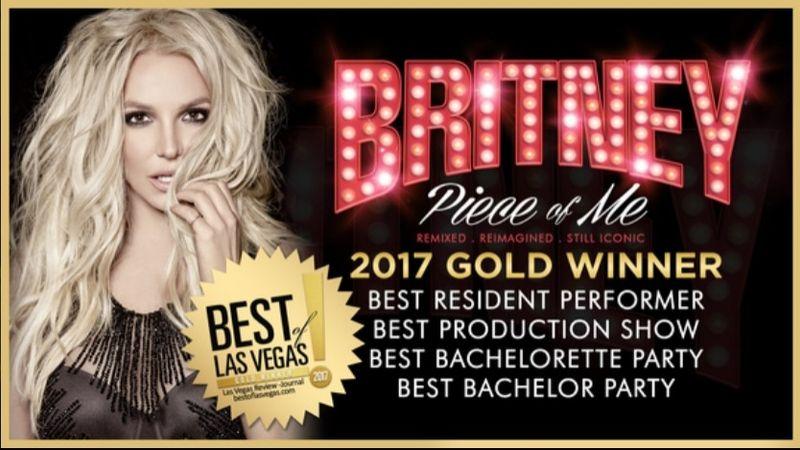 Britney Európába jön!