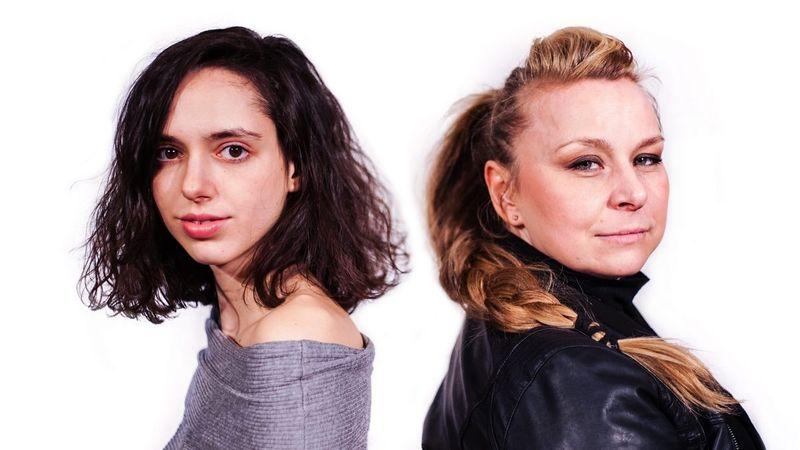 Szirtes Edina Mókus és Kemény Zsófi párbeszédbe elegyedik