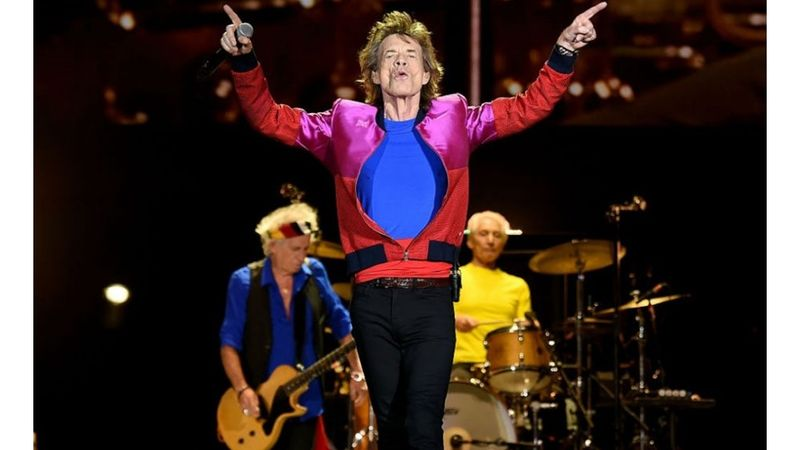 Fotó: The Rolling Stones Credit: Kevin Winter/Getty