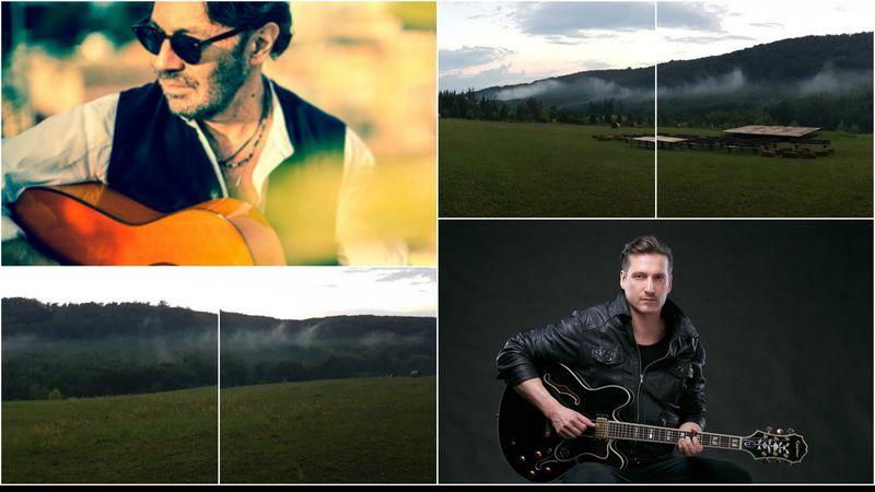 Al Di Meola tényleg az erdő szélén fog gitározni egy aprócska zalai faluban?