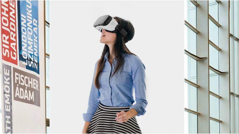 VR szemüveggel a Müpában?